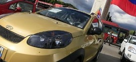 Planta Automotriz de Venezuela inicia producción del Chery X1